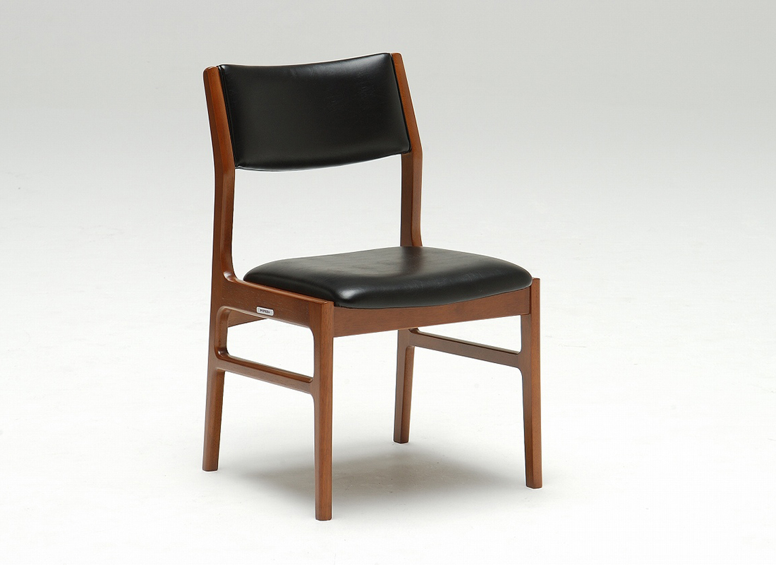 armless dining chair standard black,가리모쿠60