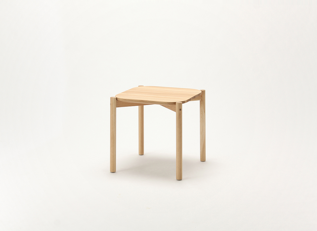 Castor low table 50,가리모쿠60