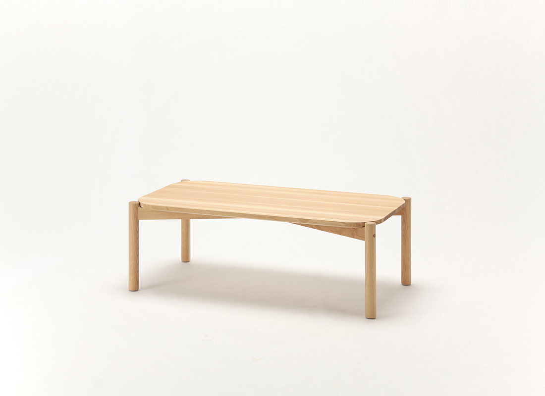 Castor low table 100,가리모쿠60