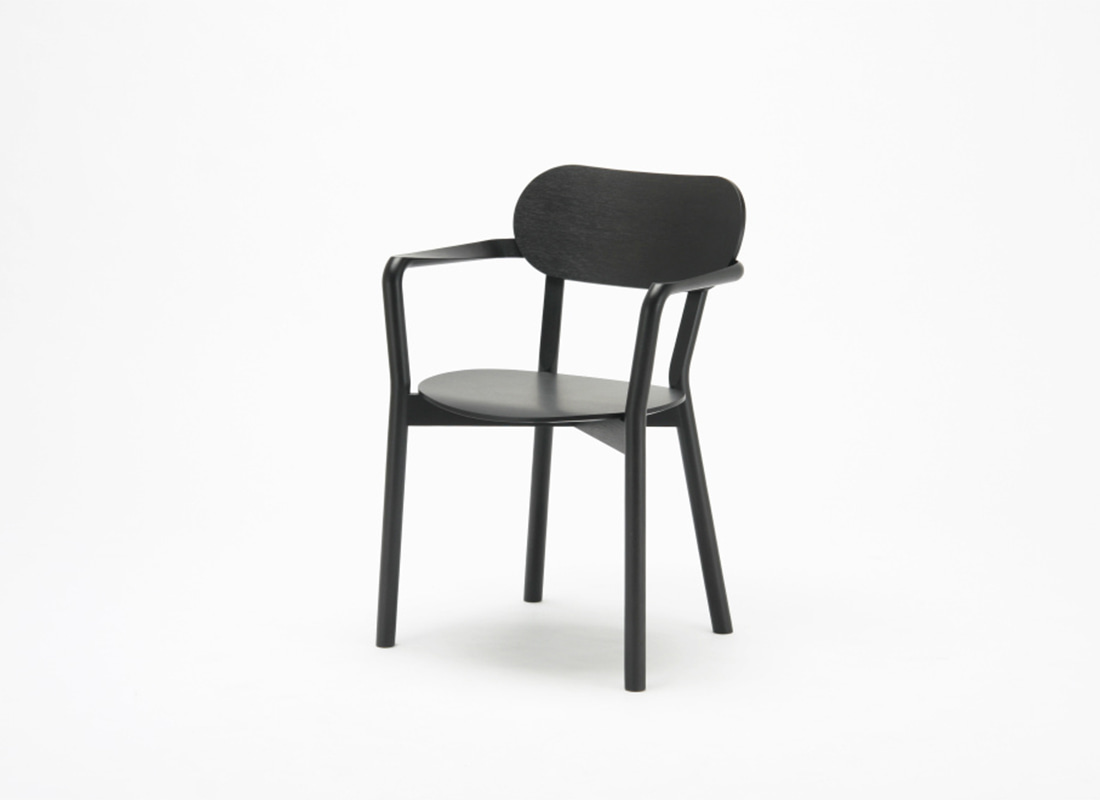 Castor arm chair plus,가리모쿠60
