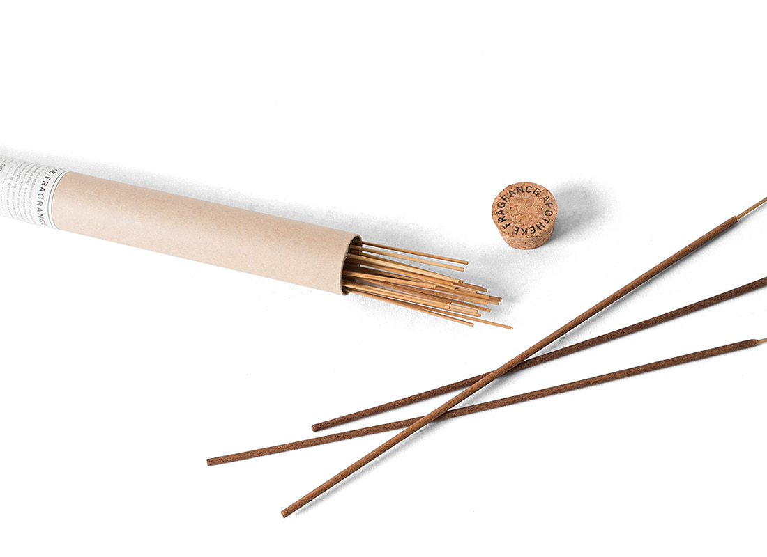 INCENSE STICK / White Tea,가리모쿠60