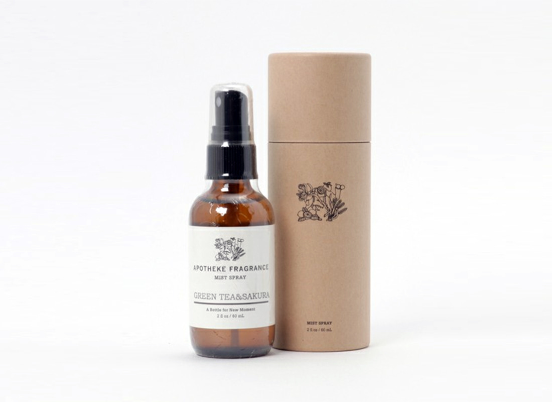 ROOM MIST SPRAY / White Tea,가리모쿠60