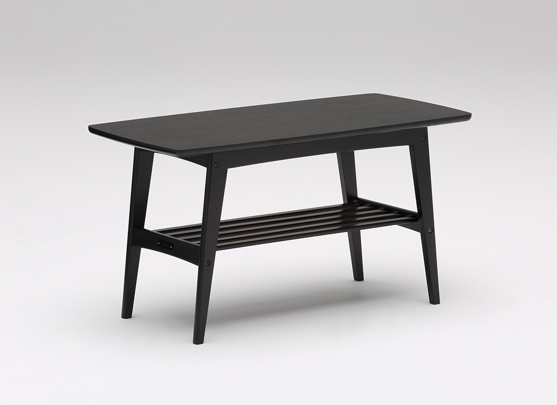 living table small matt black,가리모쿠60
