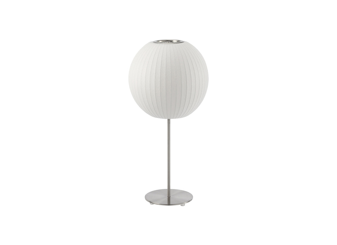 Nelson Lotus Table Lamp Ball,가리모쿠60