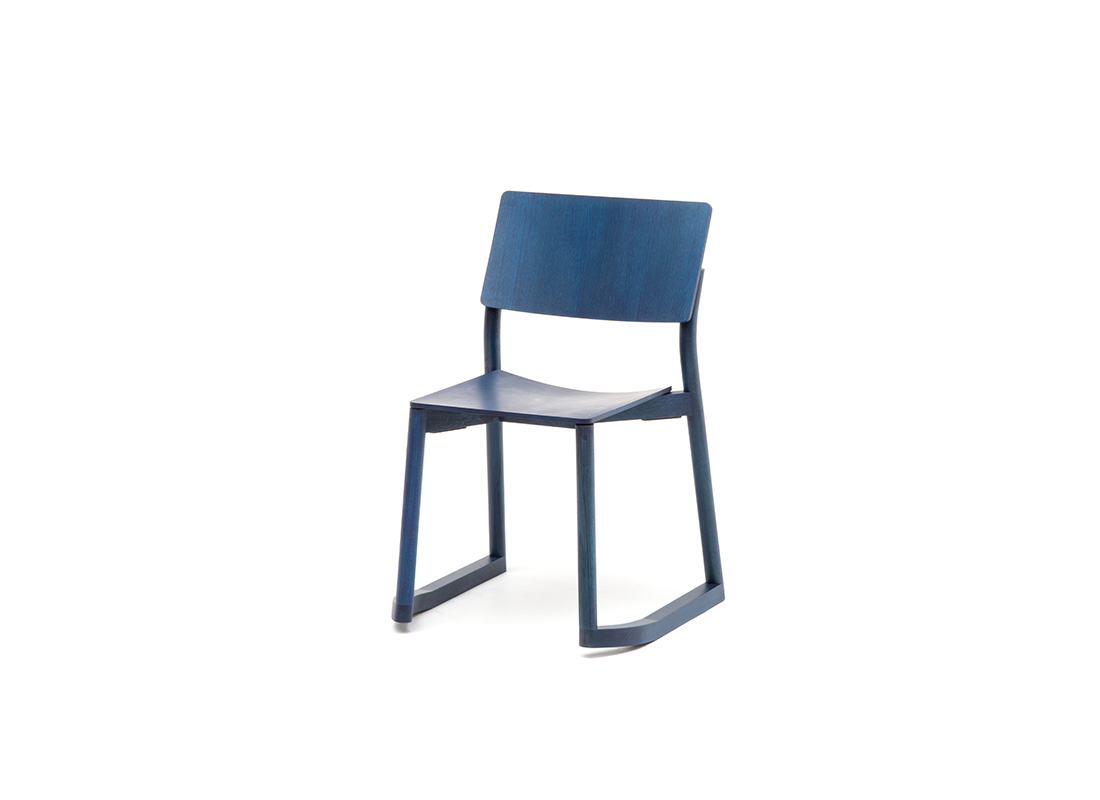 Panorama chair with runners,가리모쿠60