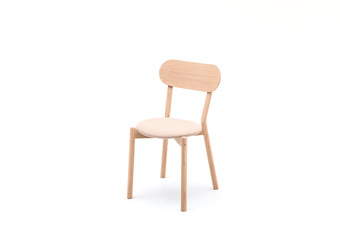 Castor chair plus pad,가리모쿠60