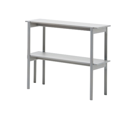 Castor shelf Grain gray,가리모쿠60